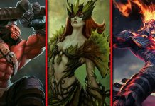 Comparisons between Dota and League