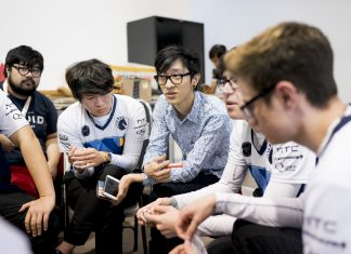 Locodoco and Team Liquid