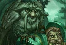 Silence Ironbeak Owl