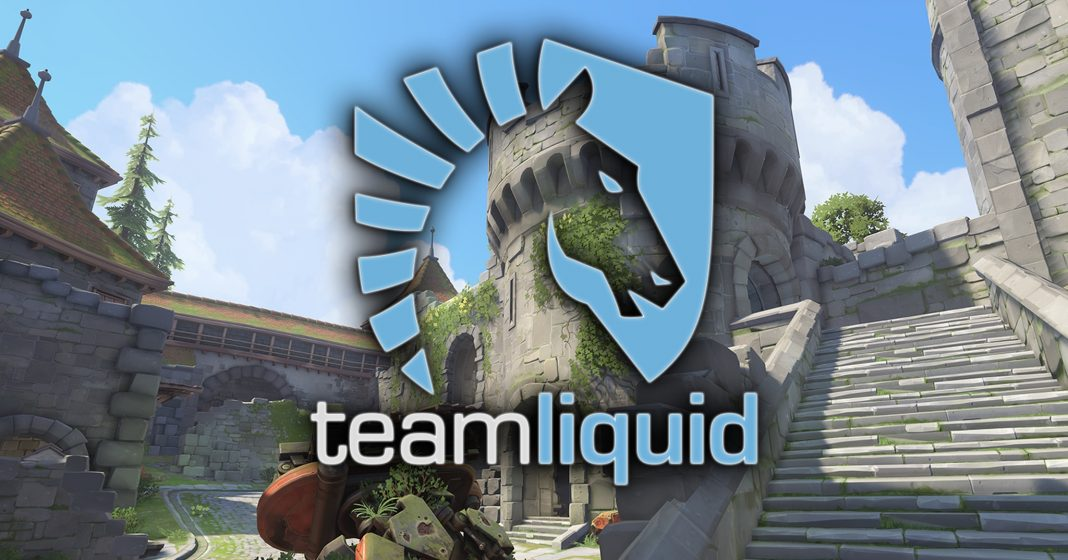 Team Liquid Overwatch Eichenwalde
