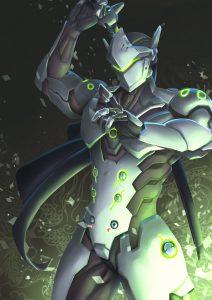 Genji Overwatch Competitive Depth Esports Analysis