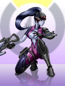 Overwatch Widowmaker Competitive Depth Esports Analysis