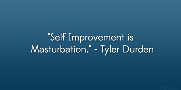 self improvement