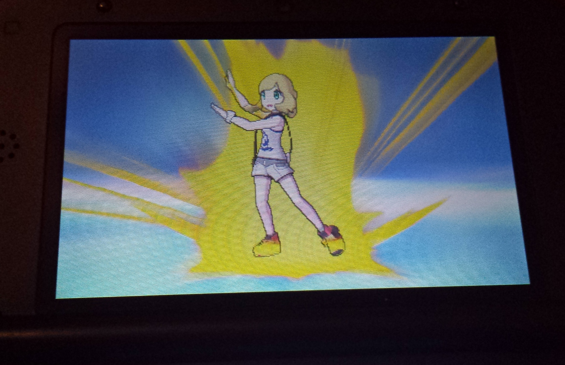 Pokemon Moon Z Move Dance