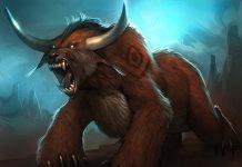 Aggro Beast Druid Banner