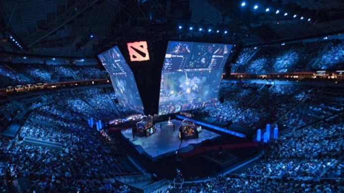 The Crowds at the Shanghai Major