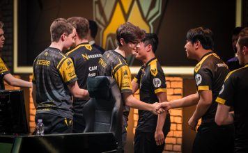 Splyce on stage via Riot Games Flickr