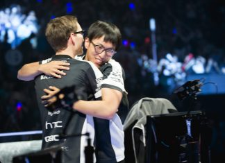 Doublift and Bjergsen
