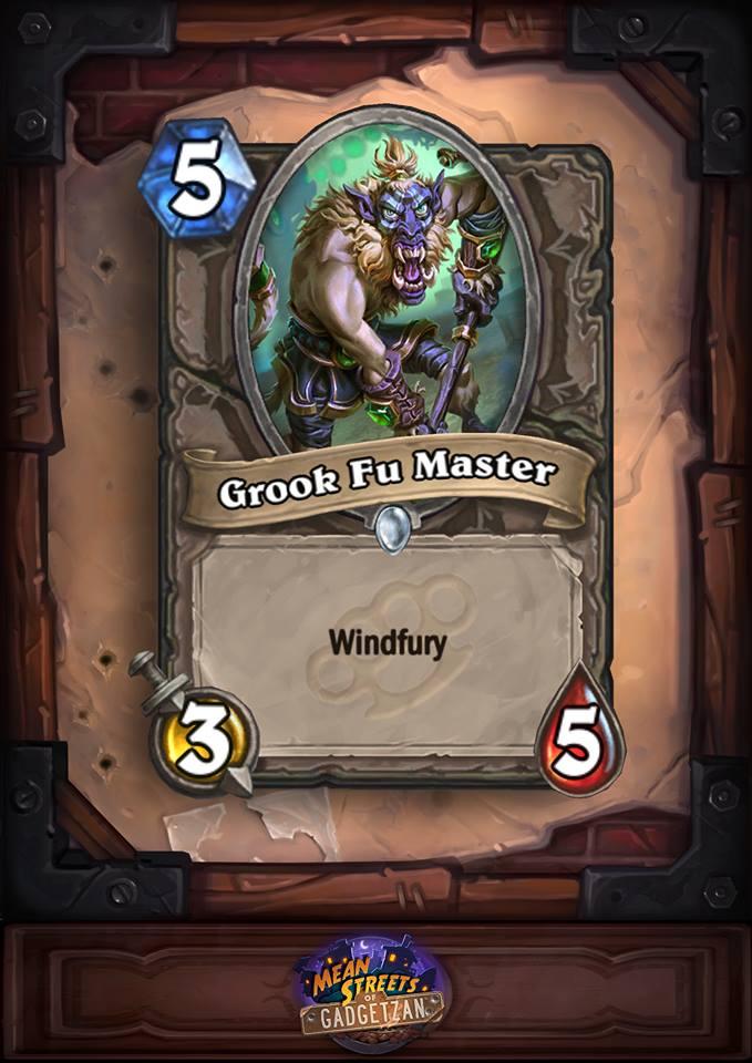 Grook Fu Master Second Worst