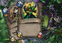 Jade Lotus Hearthstone