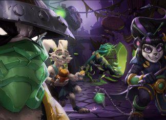 Mean Streets of Gadgetzan Jade Faction