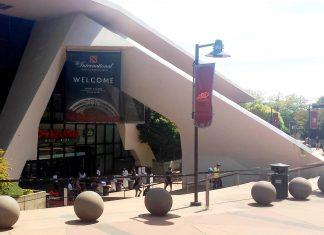 The International 6 at Key Arena.