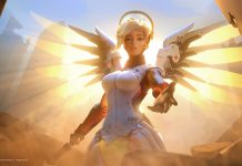 Out of all the heroes in Ovewatch, Mercy is by far the most annoying.