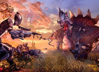 Borderlands 2 Monster Turkey