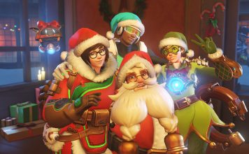 Overwatch Holiday Skins