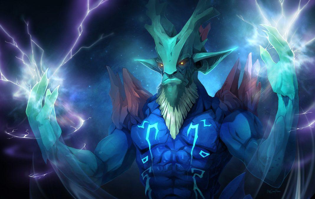 Dota 2 Hero Leshrac