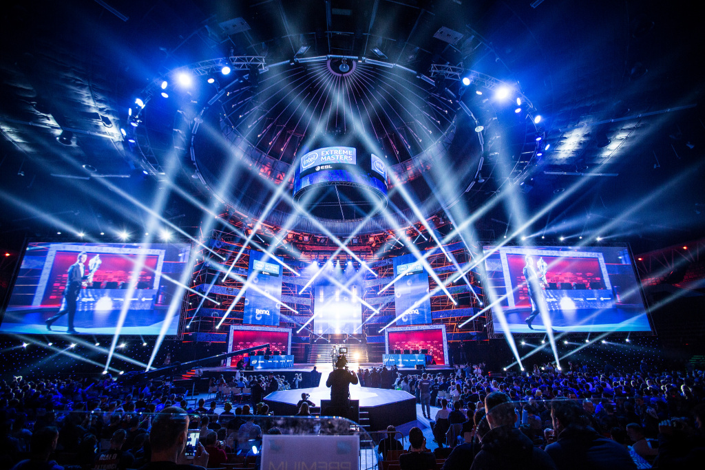 Esports fans regularly fill stadiums to watch their favorite teams compete.