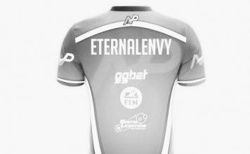 Team NP Jersey with sponsorship logos.