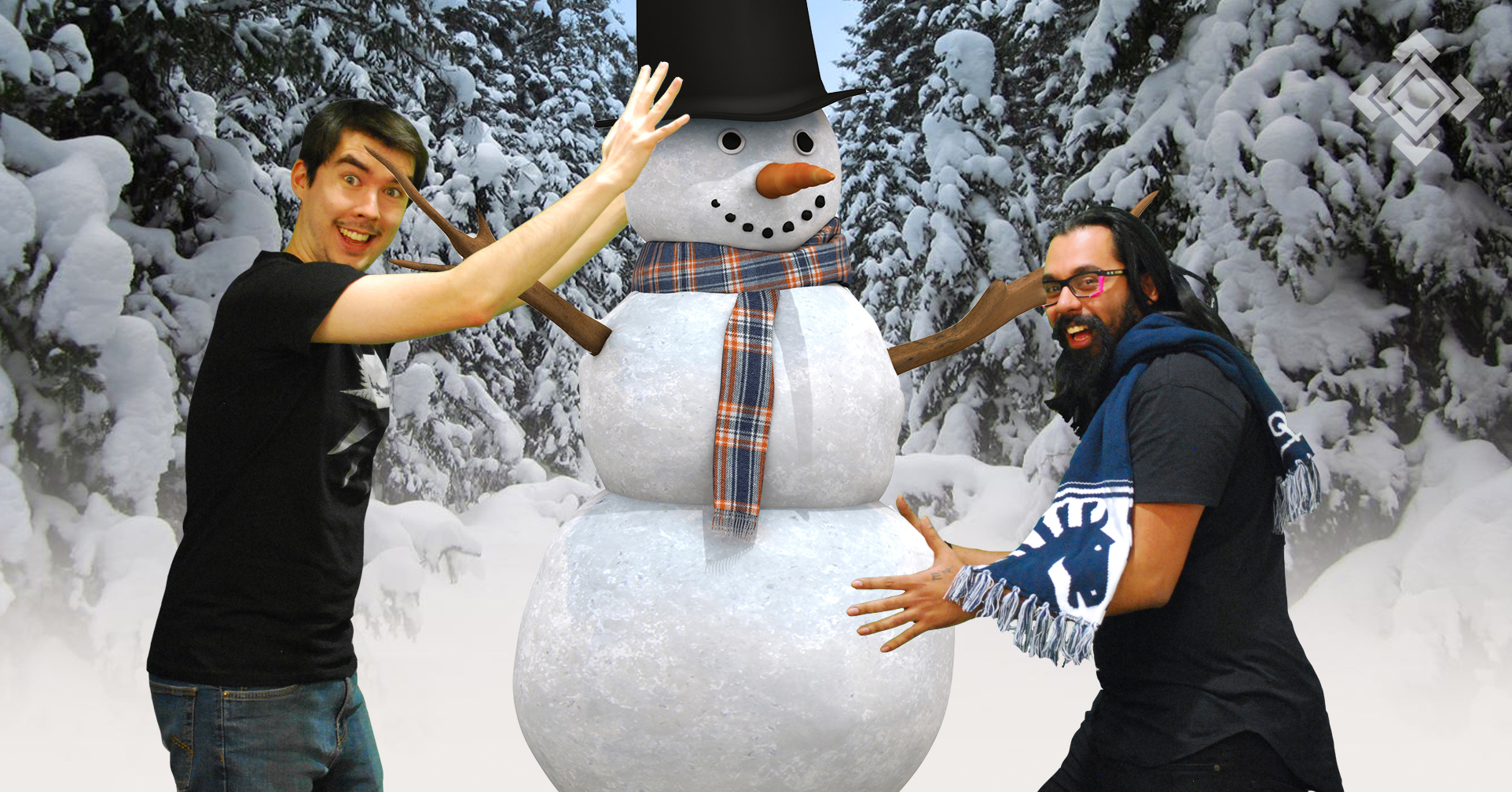 Building an eSports snowman