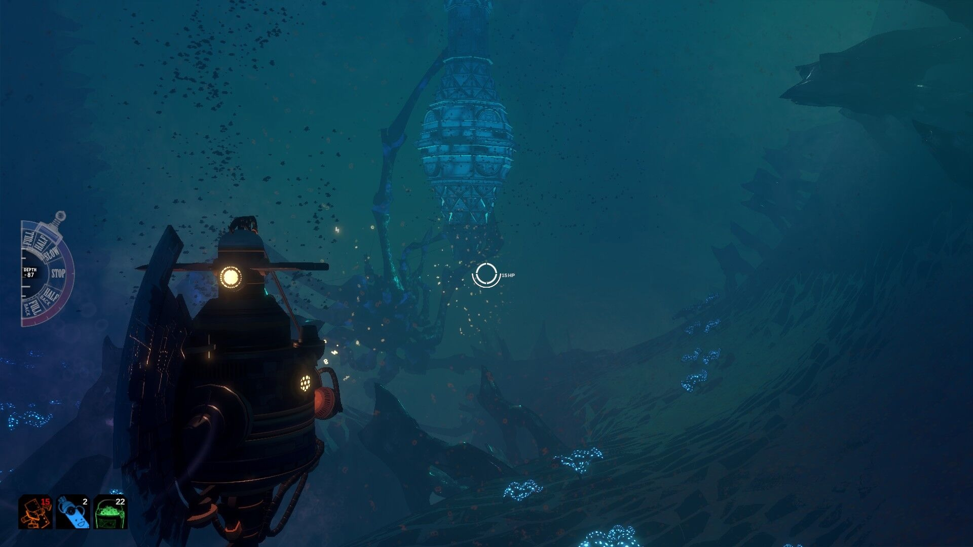 Diluvion Atmosphere