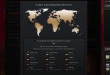 Dota Matchmaking Regions