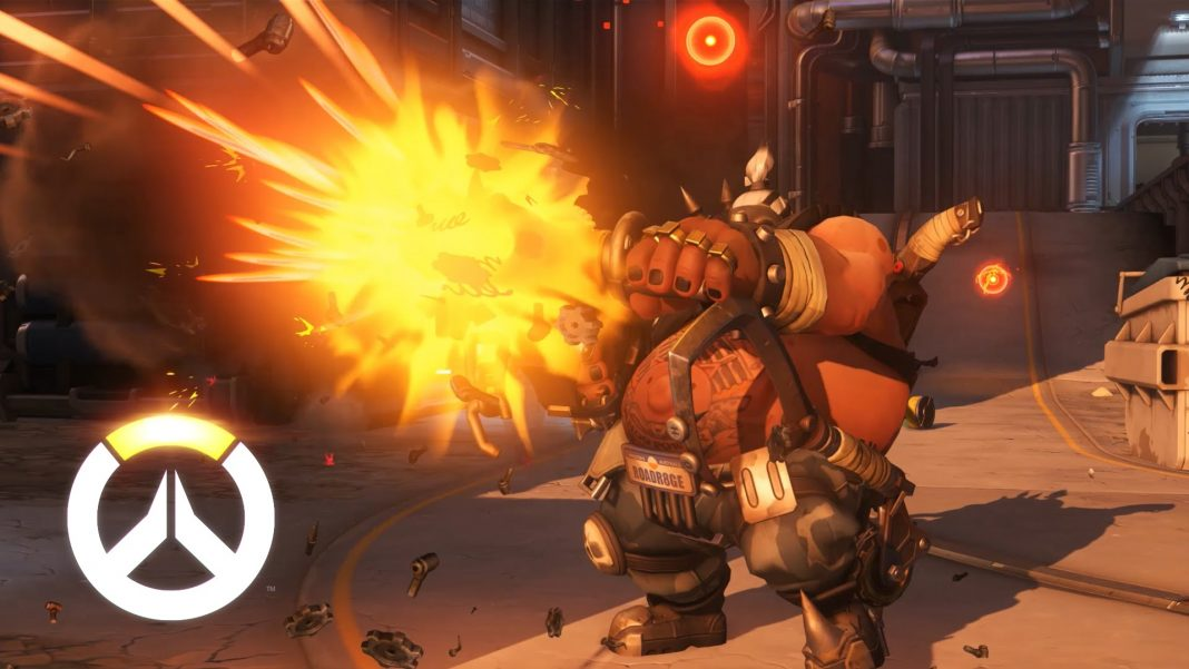 Roadhog's Hook Update