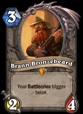 Brann Bronzebeard - League of Explorers