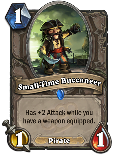 Small-Time Buccaneer - Year of the Mammoth