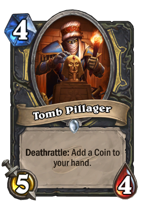 Tomb Pillager - League of Explorers
