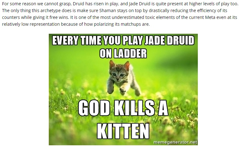 Jade Druid Comments