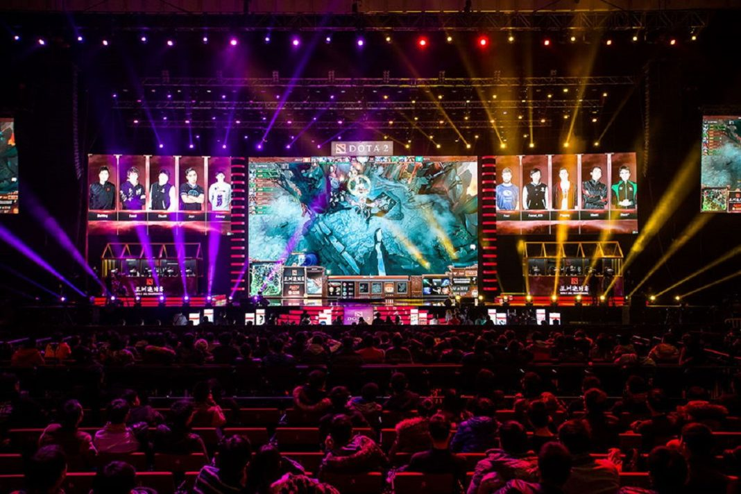 DAC 2017 - Arena from DAC 2015