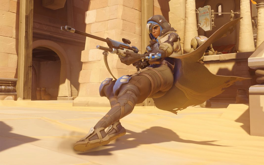 Ana was also nerfed in Blizzard's latest PTR patch.