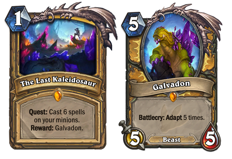 The Last Kaleidosaur Paladin Quest