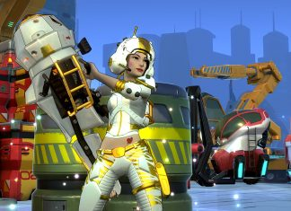 Atlas Reactor was one of our favorite titles at PAX East 2017, combining turn-based combat with familiar MOBA mechanics.