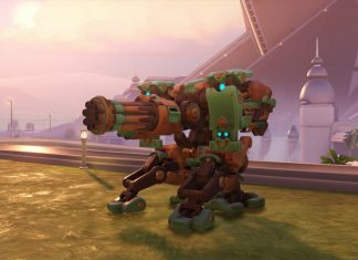 Bastion might finally have a place closer to the top of Overwatch hero tier lists.