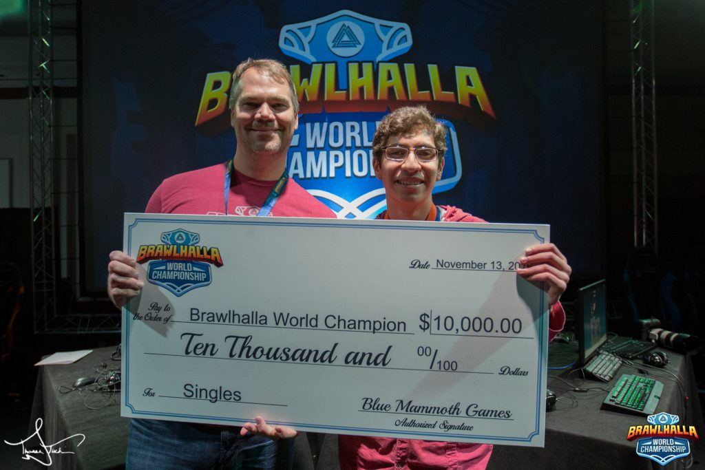 Brawlhalla is already offering substantial prize pools for tournaments. Is the game's rapid growth sustainable?