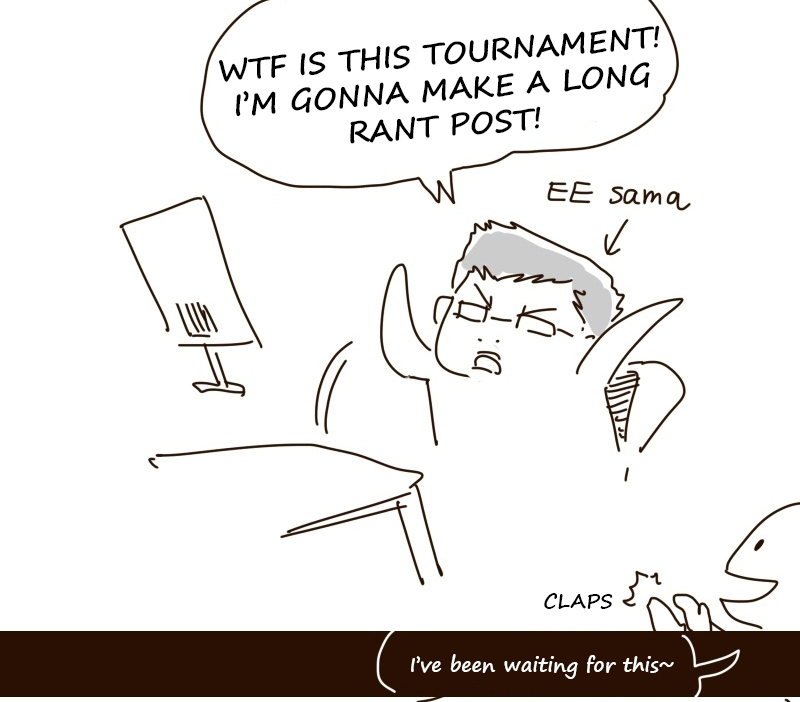 In this Dota comic, EternalEnvy summons the power of anime to write a strongly worded blog post.