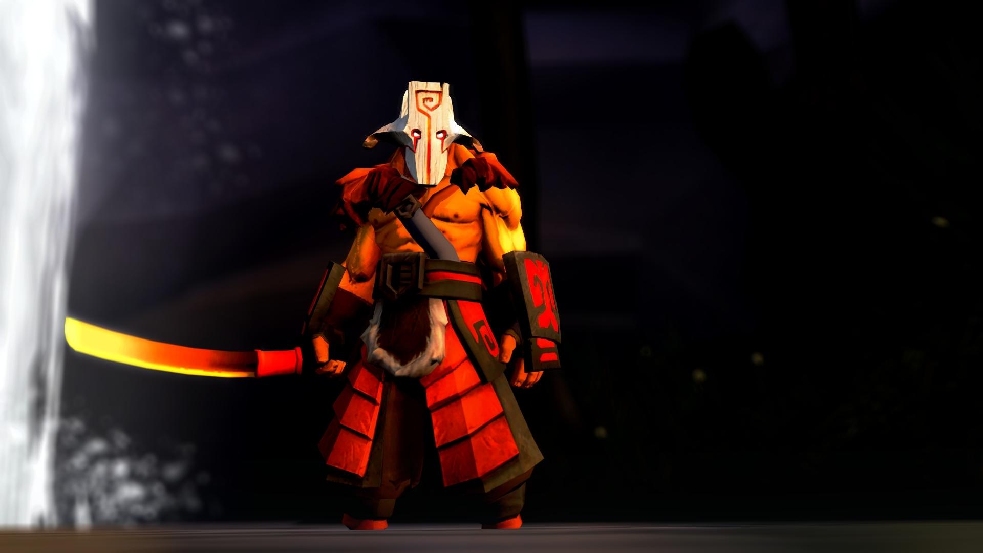Juggernaut Dota 2 Cosplay Valve (Still) Hasn't R...