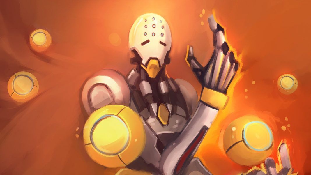Blizzard is experimenting with Zenyatta, if the latest batch of updates are any indication.