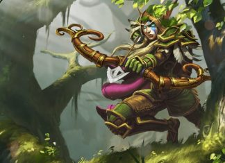 Midrange Hunter, Miracle Rogue, and Aggro Druid are all very strong decks in the current Hearthstone meta.