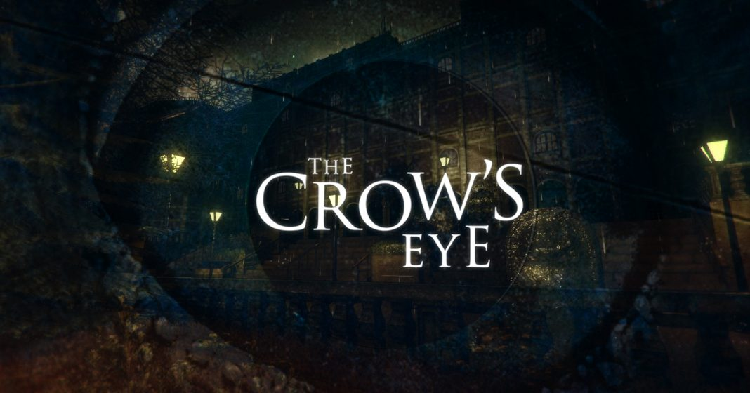 The Crow's Eye from 3D2 Entertainment is a horror and puzzle based indie game.