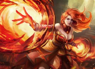 Lina has been an unexpectedly popular pick at DAC 2017, largely thanks to her buffs in 7.03 and the way the 7.04 meta is developing.
