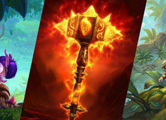 The Quests for Warrior, Druid, and Mage have been revealed, along with the full list of cards to be included in Hearthstone's Journey to Un'Goro expansion.