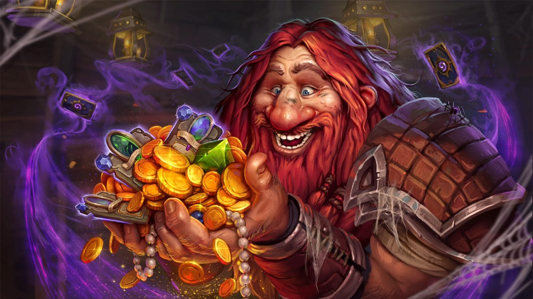 The high number of legendary and rare cards in Journey to Un'Goro has left many players high and dry, unable to enjoy the expansion's content without dropping upwards of $100.