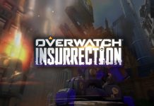"""Image from leaked trailer for upcoming Overwatch event, """"Overwatch: Insurrection."""""""