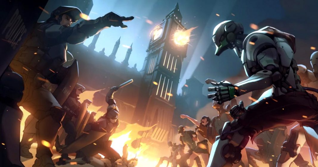An upcoming event for Blizzard's popular multiplayer title Overwatch will likely be located in London.