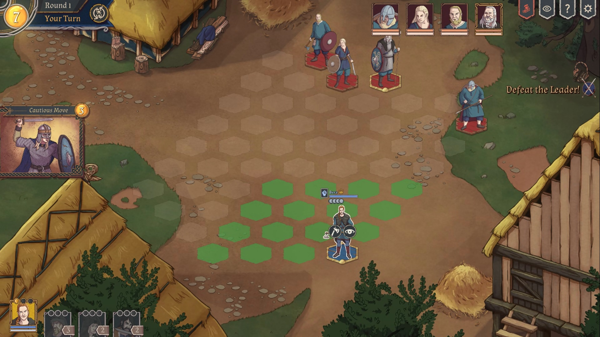Combat in The Great Whale Road is a clunky and tiresome mess, and battles are a time-consuming chore.