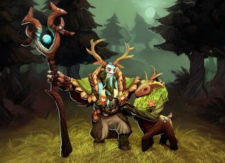 Nature's Prophet is a popular hero to draft in a deathball strat, known for his fearsome early game presence and ability to rat the other team to death.