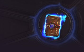 """Hearthstone's recent """"Peek to the Past"""" Tavern Brawl is a new take on the Pauper game format often found in other CCGs. Blizzard forced players to build decks using only more common cards from the original two sets that were released with the game."""