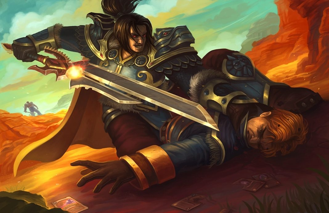 Aggressive decks are a serious problem in Hearthstone.